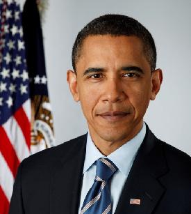 President Barack Obama ~ 44th President of the United States of America