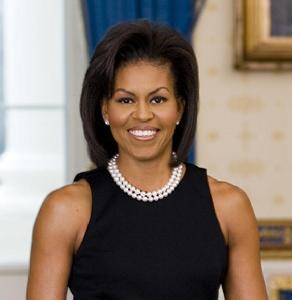 First Lady Michelle Obama  ~ Official photo taken May 2, 2009